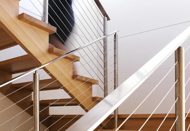 Zwevende Trap Veiligheid : Open trap op maat laten maken prijs tips advies