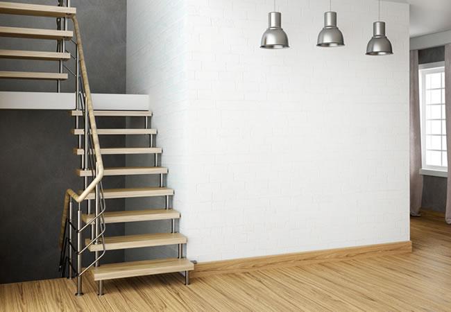 Verbazingwekkend Weinig plaats, weinig ruimte? Ontdek 3 plaatsbesparende trappen DO-15