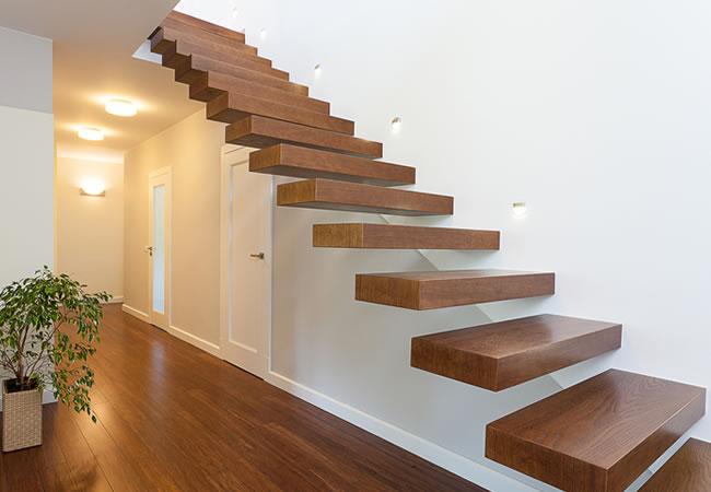 Verrassend Zwevende trap op maat laten maken: prijs, tips & advies AN-37
